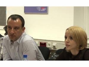 Михаил Чобанов и Полина Стойкова