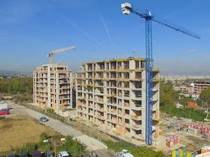 Строителството на Vitosha View напредва