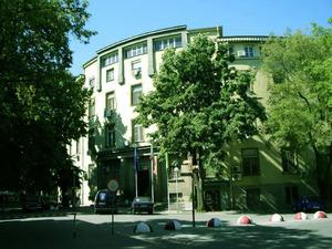 Сградата на съда в Ямбол