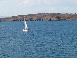 остров Св. Иван до Созопол