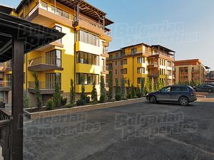 Апартаменти в най-новата част на комплекс